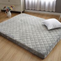 0722055937888加厚10cm榻榻米折叠海绵软床垫子床褥单双人 1.5m1.8米垫被