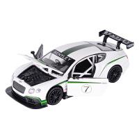 回力玩具小汽车赛车跑车儿童礼物宝马M3合金车模型玩具