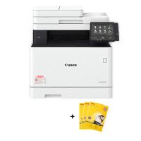 佳能iC MF732Cdw A4彩色激光多功能打印扫描复印一体机打印机自动双面无线有线网络