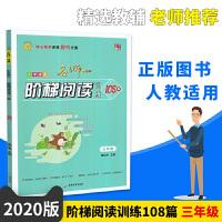2020版海星图书 小学语文名师一点通阶梯阅读训练108篇 三3年级 全彩美绘 广东旅游出版社