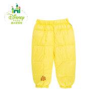 【秒杀价:63】迪士尼Disney宝宝羽绒裤冬季男女宝宝加厚裤子婴儿长裤154K674