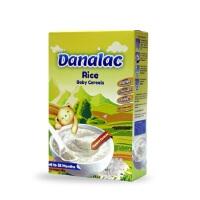瑞士进口danalac乐林恩宝宝1段婴儿大米米粉婴儿辅食米糊250g