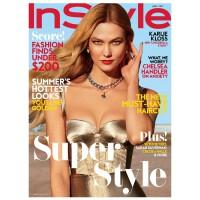 包邮全年订阅 InStyle(US) 女性时尚杂志 美国英文原版 年订12期