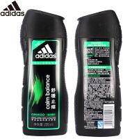 阿迪达斯(adidas) 男士洗发水 控油去屑洗发露 舒缓止痒-*精华-220ml