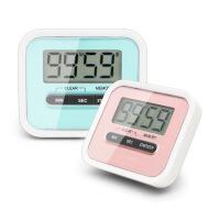 煲汤煮饭提醒器 计时器 厨房定时器 可爱迷你厨房闹钟粉色