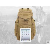 野营包包大容量男女双肩旅行徒步旅游背包特种兵战术军迷背包户外登山包