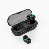 小米手机Q18无线双耳蓝牙耳机迷你隐形入耳塞式开车超小微型运动跑步vivo苹果华为oppo魅族手机 官方标配