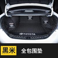 本田歌瑞后备箱垫2019款18丰田新卡罗拉雷凌双擎混动全包围专用1.2T尾箱垫 专车专用