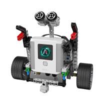新氪0号教育可编程智能儿童学习机器人积木系列抖音 新版升级!新氪0号,409个积木,4个传感器,19