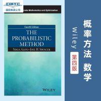 【预订】The Probabilistic Method, Fourth Edition 9781119061953