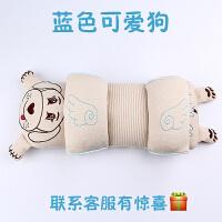 婴儿枕头防偏头定型枕0-1岁纠正夏季透气清凉冰丝荞麦3宝宝枕