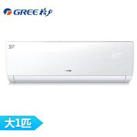 格力 新品悦一级变频(WIFI)KFR-26GW/(26592)FNhAa-A1(清爽白)(WIFI)大1P壁挂式空调