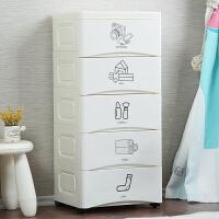 加厚大号收纳箱塑料收纳柜子抽屉式皮实儿童衣服多层整理箱储物柜