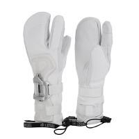滑雪手套防水防护保暖三指五指闷子刻滑装备