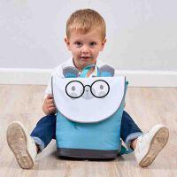 走失背包可爱 儿童书包男女2-3-6岁幼儿园宝宝