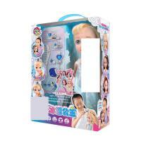 ?会说话的智能洋娃娃套装婴儿童小女孩玩具公主衣服仿真换装单个布? 34厘米(送豪华礼包)