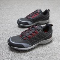 户外越野跑鞋男士徒步鞋冬季减震防滑运动跑鞋男鞋子