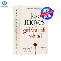英文原版 永不言弃 小说 比肩JK罗琳The Girl You Left Behind 道义与人性 一幅画背后的意义 J