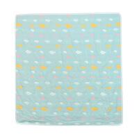 婴儿纱布盖毯春夏季竹纤维宝宝小被子空调毯纯棉新生儿毛巾被加大
