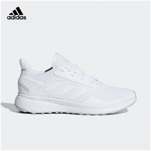 adidas阿迪达斯新款女子舒适透气轻便缓震  DURAMO 9  运动跑步鞋BB7071