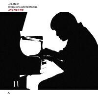 现货【黑胶】 朱晓玫演奏的巴赫即兴曲与交响曲 2LP Bach: Inventions & Sinfonias [中图