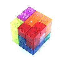 磁力魔方积木鲁班索玛立方体方块拼装3益智力男孩6岁以上儿童玩具