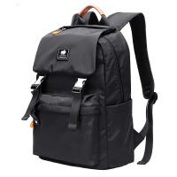 男士双肩包大容量电脑包时尚潮流书包男休闲运动旅行背包