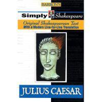 【预订】Julius Caesar 9780764120893