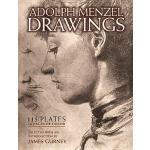 【预订】Drawings and Paintings: 150 Plates 9780486497327