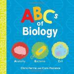 英文原版 婴儿大学系列:ABC生物基本知识 ABCs of Biology 儿童 早教 科普