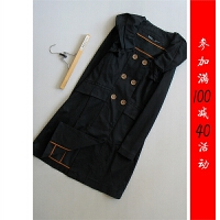 [152-190-8]女士风衣外套女装风衣0.79