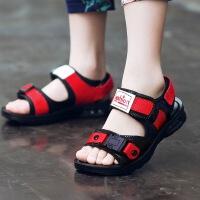 男童凉鞋2019夏季新款韩版中大童小儿童软底时尚沙滩鞋子宝宝童鞋RX1803CX