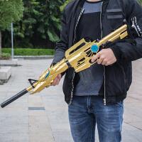 水晶弹抢男生11岁儿童玩具枪软弹小孩 m4雷神98k狙击可发射