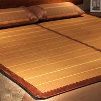 两面夏天夏季竹席凉席床上双面多用折叠双人床宽床折叠式冬夏