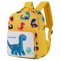 儿童书包幼儿园小朋友早教恐龙女童男童双肩背包防走丢