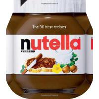 Nutella: The 30 Best Recipes 能多益巧克力酱食谱 英文原版 Ferrero 费列罗集团官方
