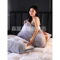 宿舍空调枕芯男女一对装夏季宾馆颈枕软枕枕枕头双人孕妇小孩