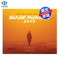 现货英文原版 银翼杀手2049电影艺术设定集 精装画册 The Art and Soul of Blade Runner