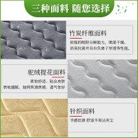 天然床垫硬垫棕榈经济型可折叠定制席梦思1.8m1.5米1.2儿童椰棕垫
