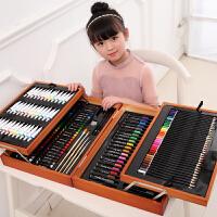 小学生用画笔36色宝宝绘画颜色笔小孩手绘彩笔可水洗彩色笔儿童水彩笔套装幼儿园画画笔初学者