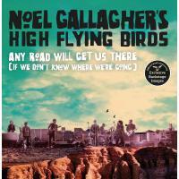 英文原版 Noel Gallagher自传 专辑巡演官方纪念 The High Flying Birds: Any Road Will Get Us There 诺有缸 Oasis 绿洲乐队