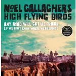 英文原版 Noel Gallagher自传 专辑巡演官方纪念 The High Flying Birds: Any R