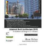 【预订】Autodesk Revit Architecture 2015 for Architects and Des