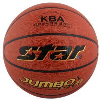 star世达篮球 室内外通用PU儿童少年用比赛5号篮球BB425