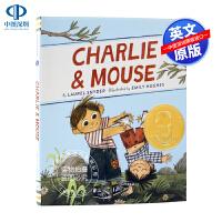 英文原版 Charlie & Mouse: (Classic Children's Book, Illustrated