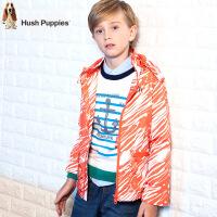 【暇步士大牌日】暇步士时尚男童风衣儿童外套
