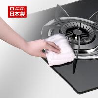 aisen日本进口百洁布不沾油去油污清洁抹布厨房清洁用品洗碗巾