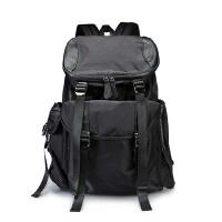 潮流时尚男士双肩包户外大容量运动防水尼龙背包牛津布旅行包男包