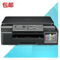 原装全新 正品行货 兄弟T500W一体机 兄弟DCP-T500W彩色喷墨连供 墨仓式wifi无线打印机复印扫描一体机