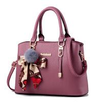 手提包女韩版包包新款单肩斜挎个性时尚百搭皮包女士大包女款 红色 橡红色